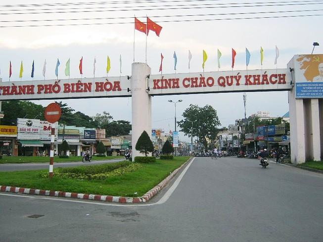 Đến Biên Hòa