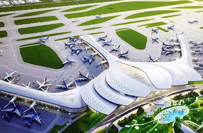 Đến sân bay quốc tế Long Thành
