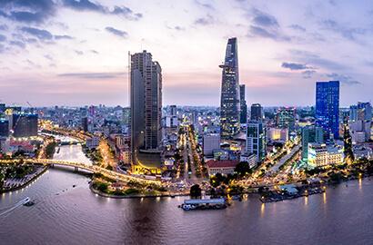 đến TP. Hồ Chí Minh